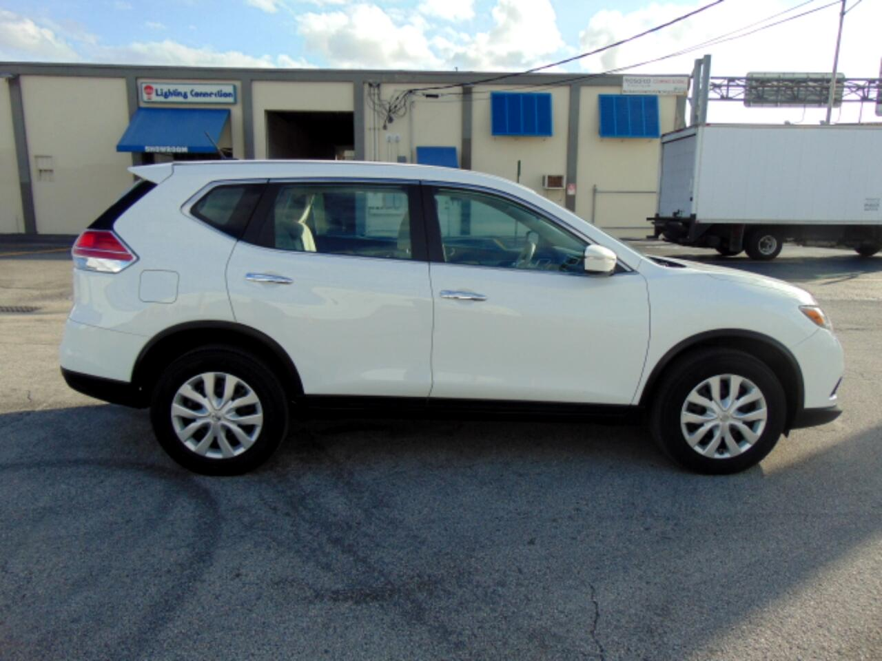 2015 Nissan Rogue AWD 4dr SV