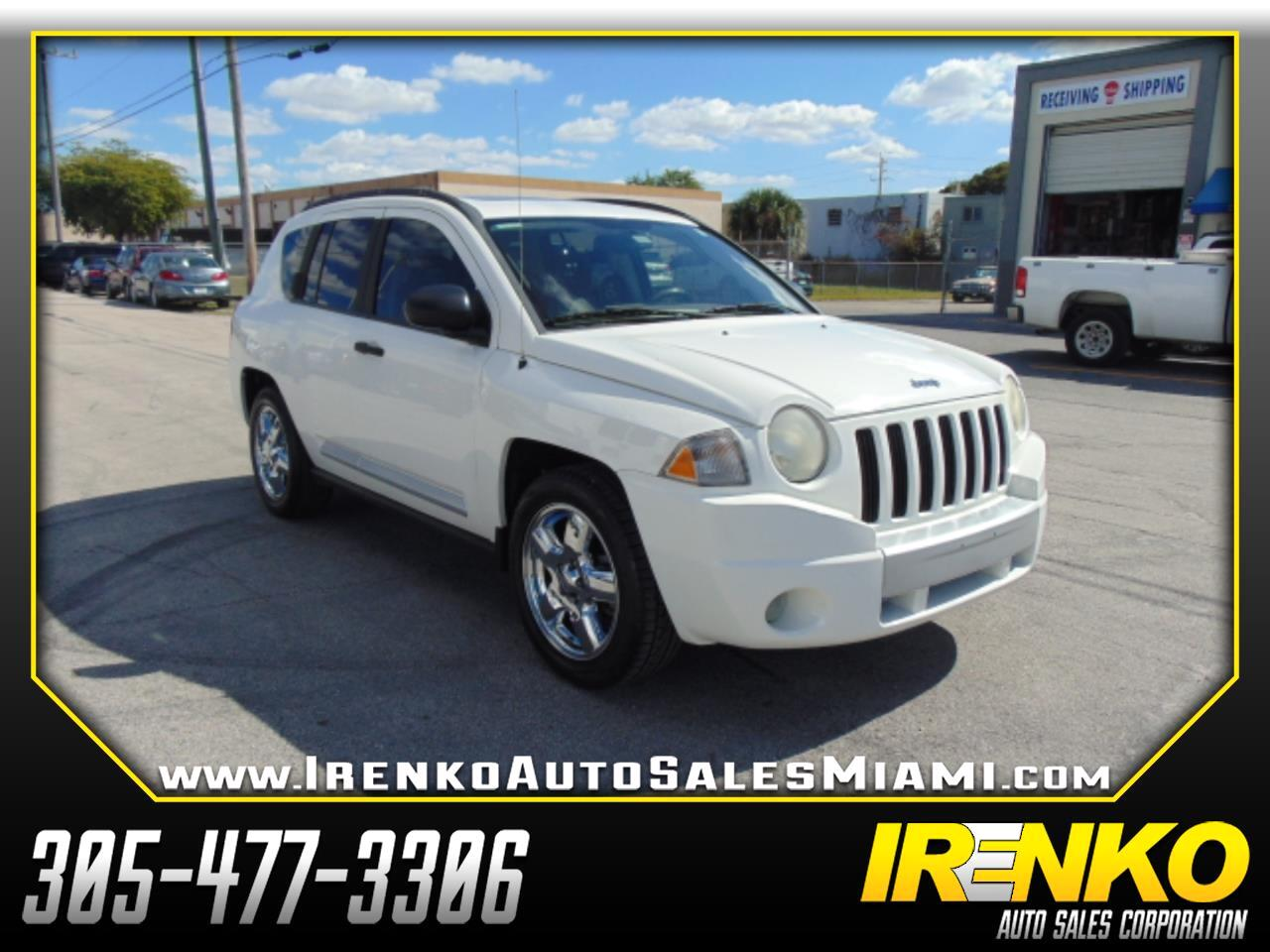 2007 Jeep Compass 2WD 4dr Limited