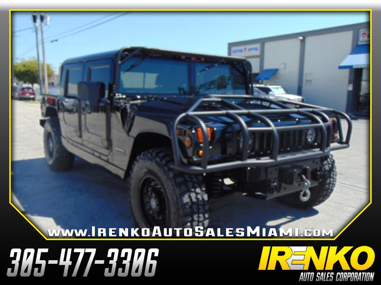 AM General Hummer 4-Passenger Hard Top 2000