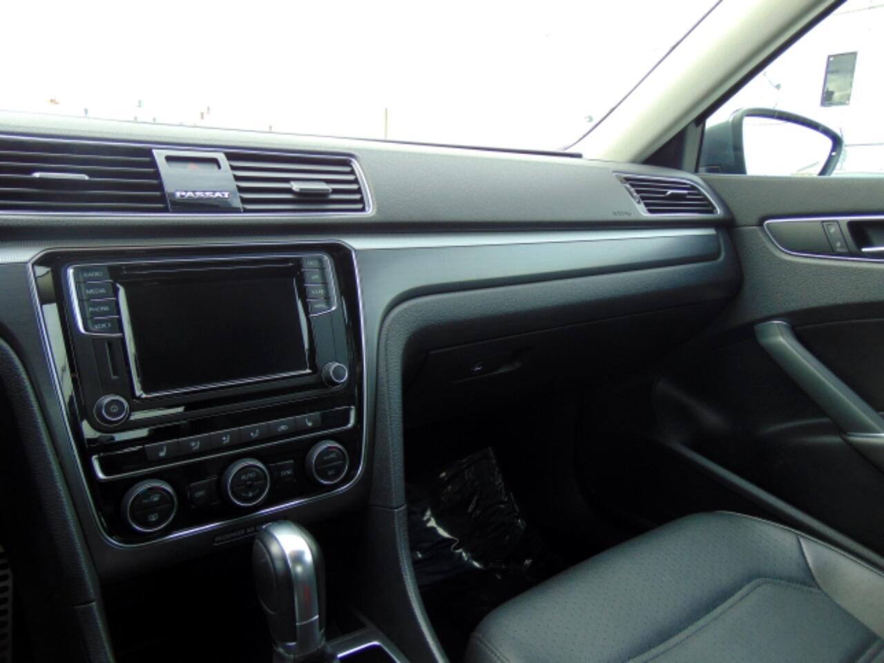 2018 Volkswagen Passat 2.0T S Auto
