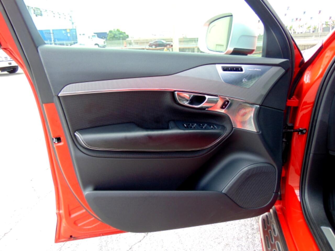 2016 Volvo XC90 AWD 4dr T6 R-Design