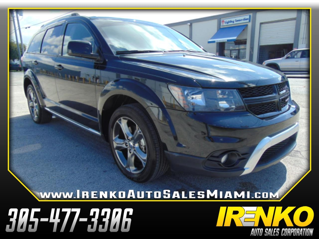 Dodge Journey FWD 4dr Crossroad 2016
