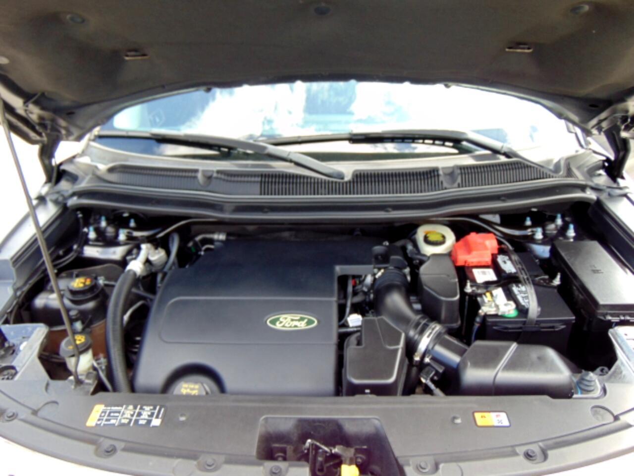 2013 Ford Explorer 4WD 4dr XLT