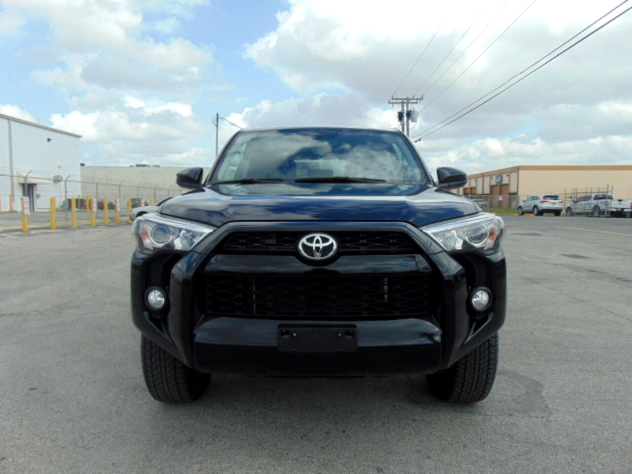 2018 Toyota 4Runner TRD Off Road Premium 4WD (Natl)