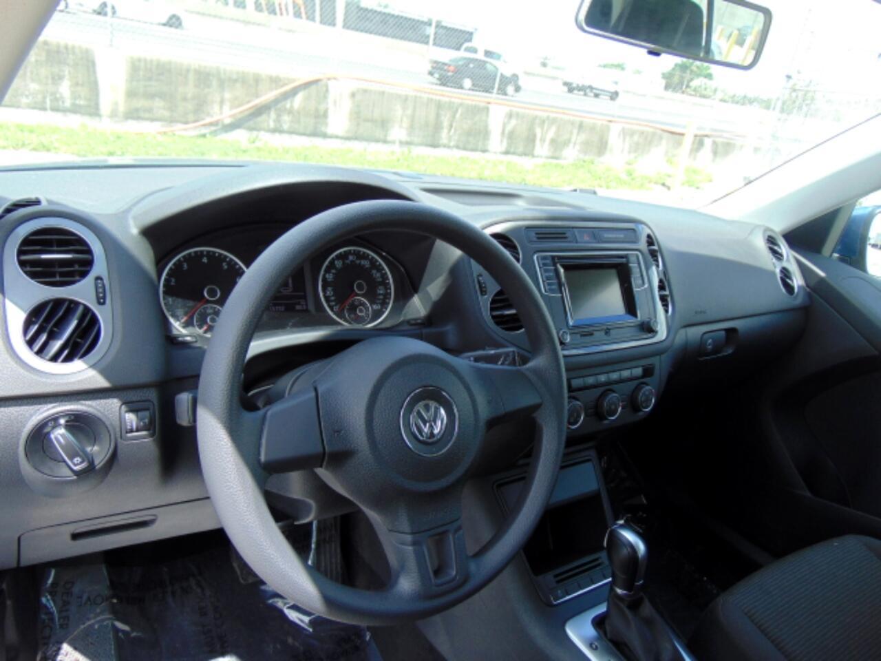 2018 Volkswagen Tiguan Limited 2.0T FWD