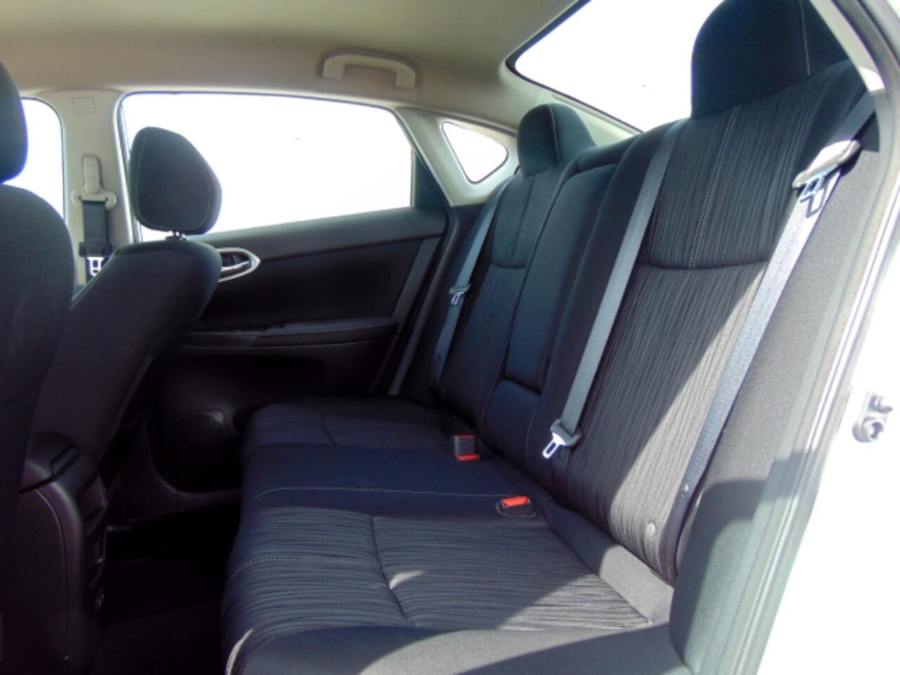 2018 Nissan Sentra SV CVT