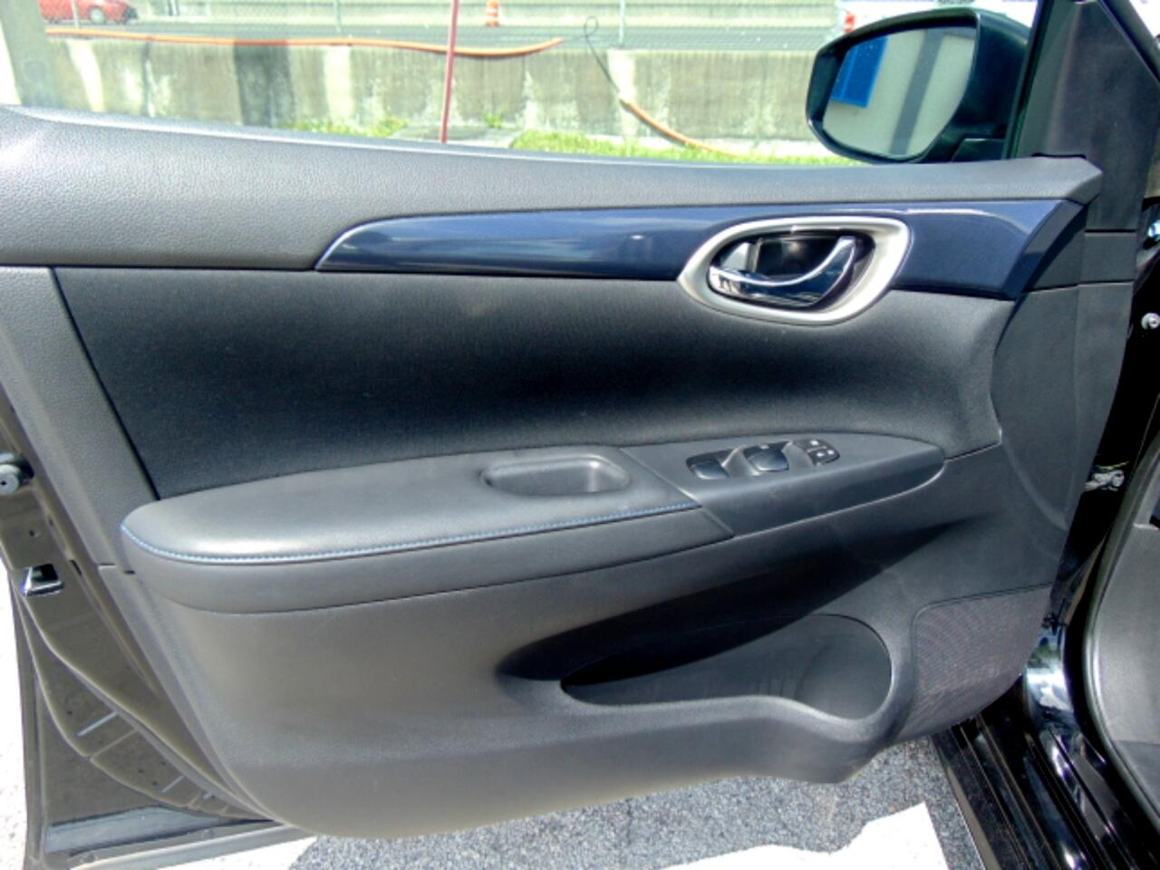 2017 Nissan Sentra SR CVT