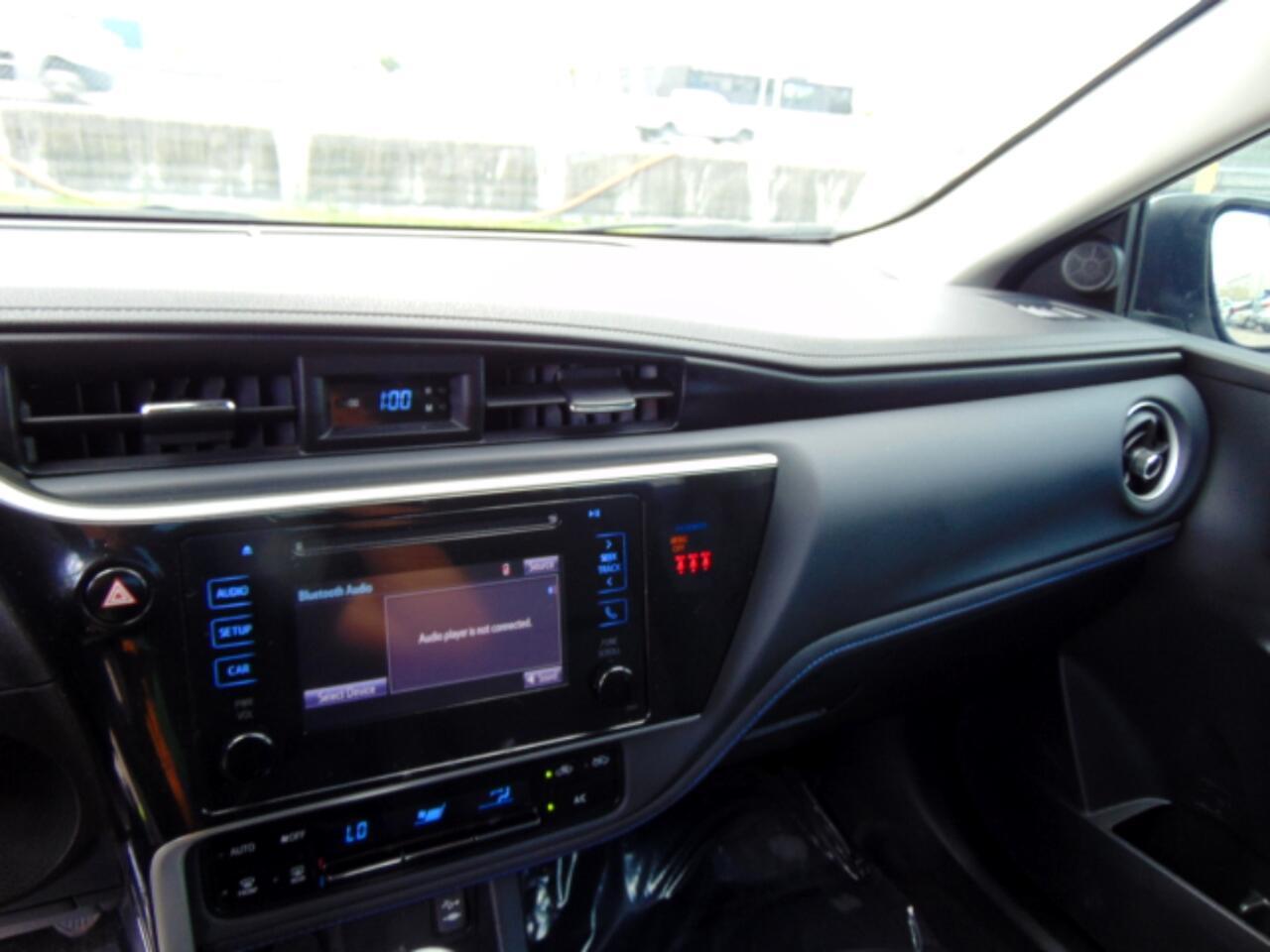 2018 Toyota Corolla LE CVT (Natl)