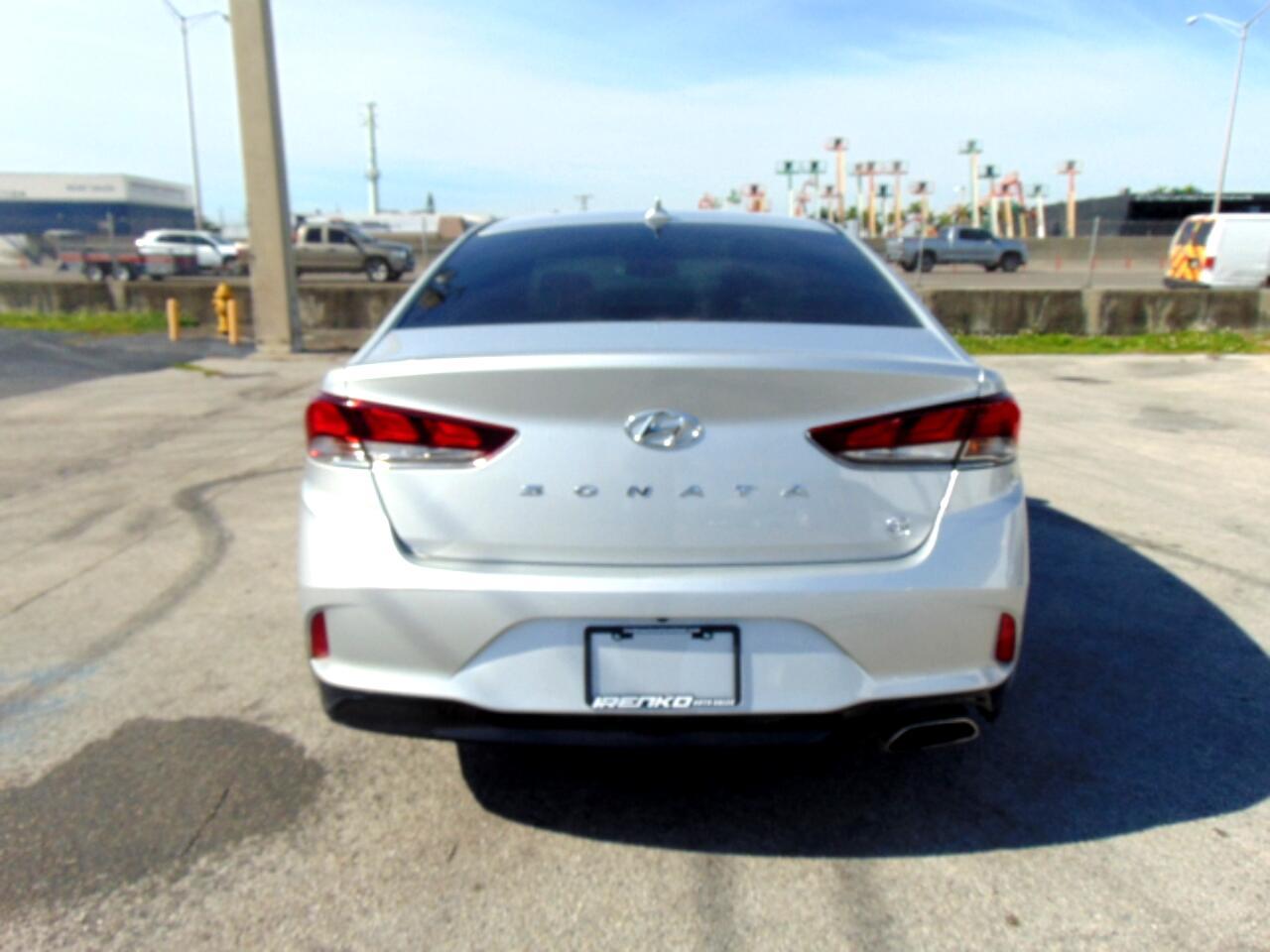 2018 Hyundai Sonata SEL 2.4L *Ltd Avail*