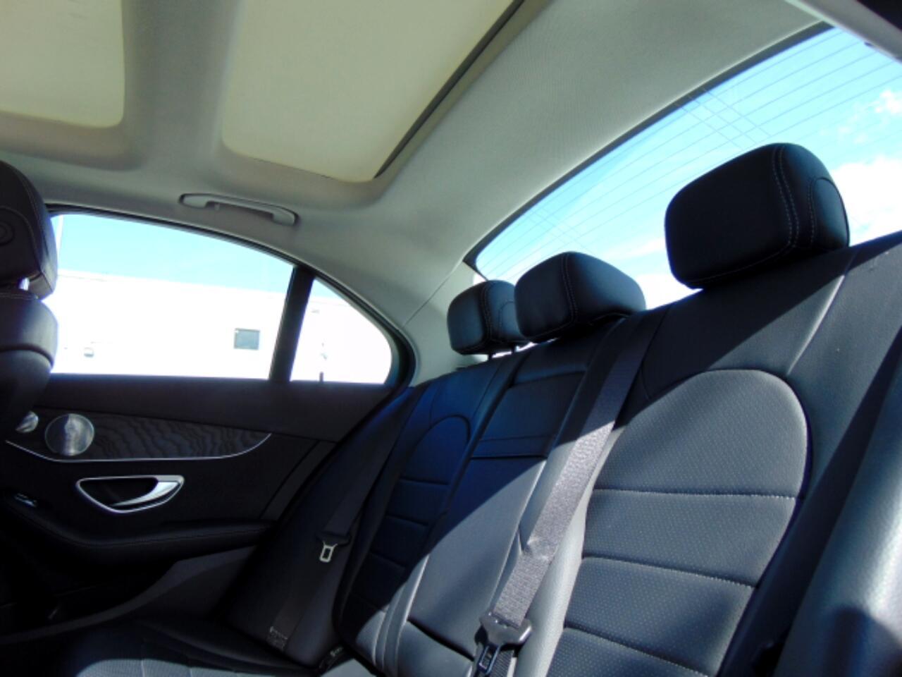 2016 Mercedes-Benz C-Class 4dr Sdn C 300 RWD