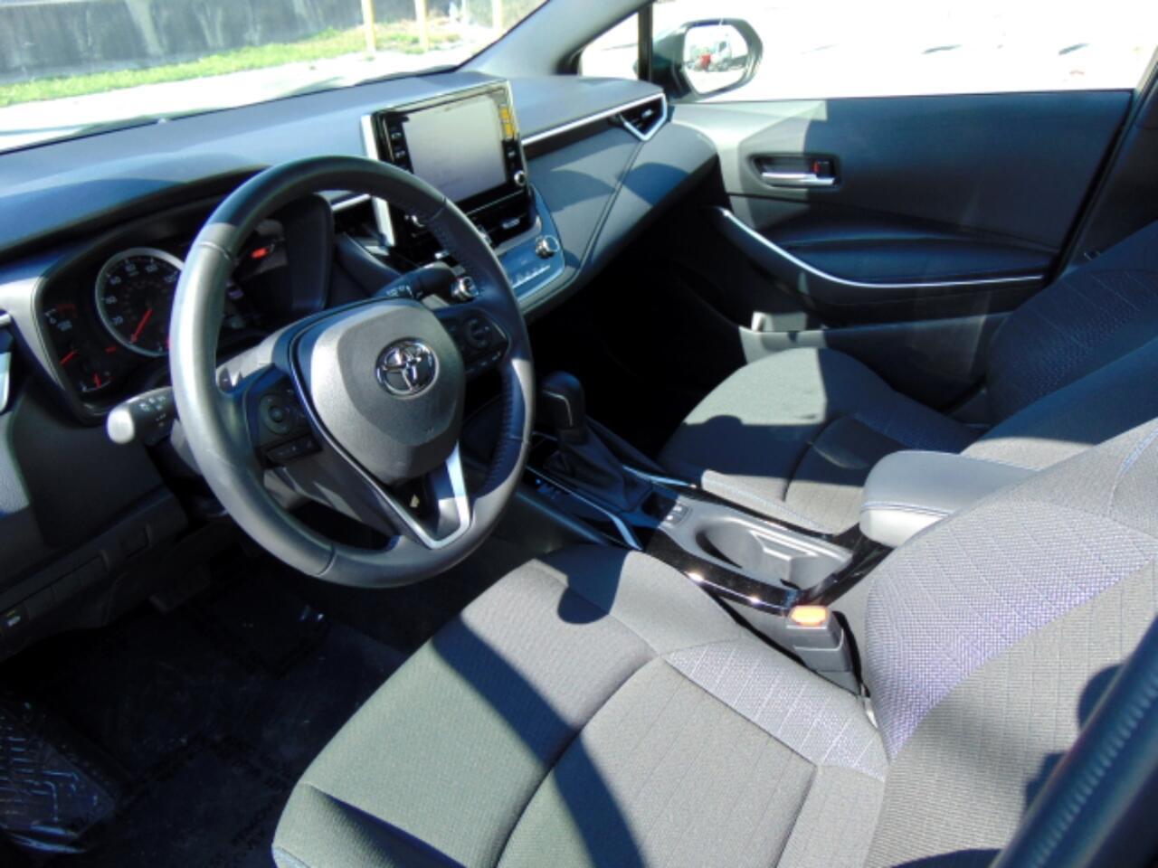 2020 Toyota Corolla Nightshade CVT (Natl)