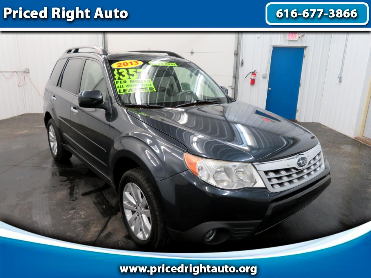 2013 Subaru Forester 4dr Auto 2.5X Limited