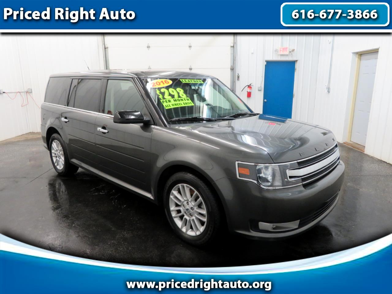 Ford Flex 4dr SEL AWD 2016