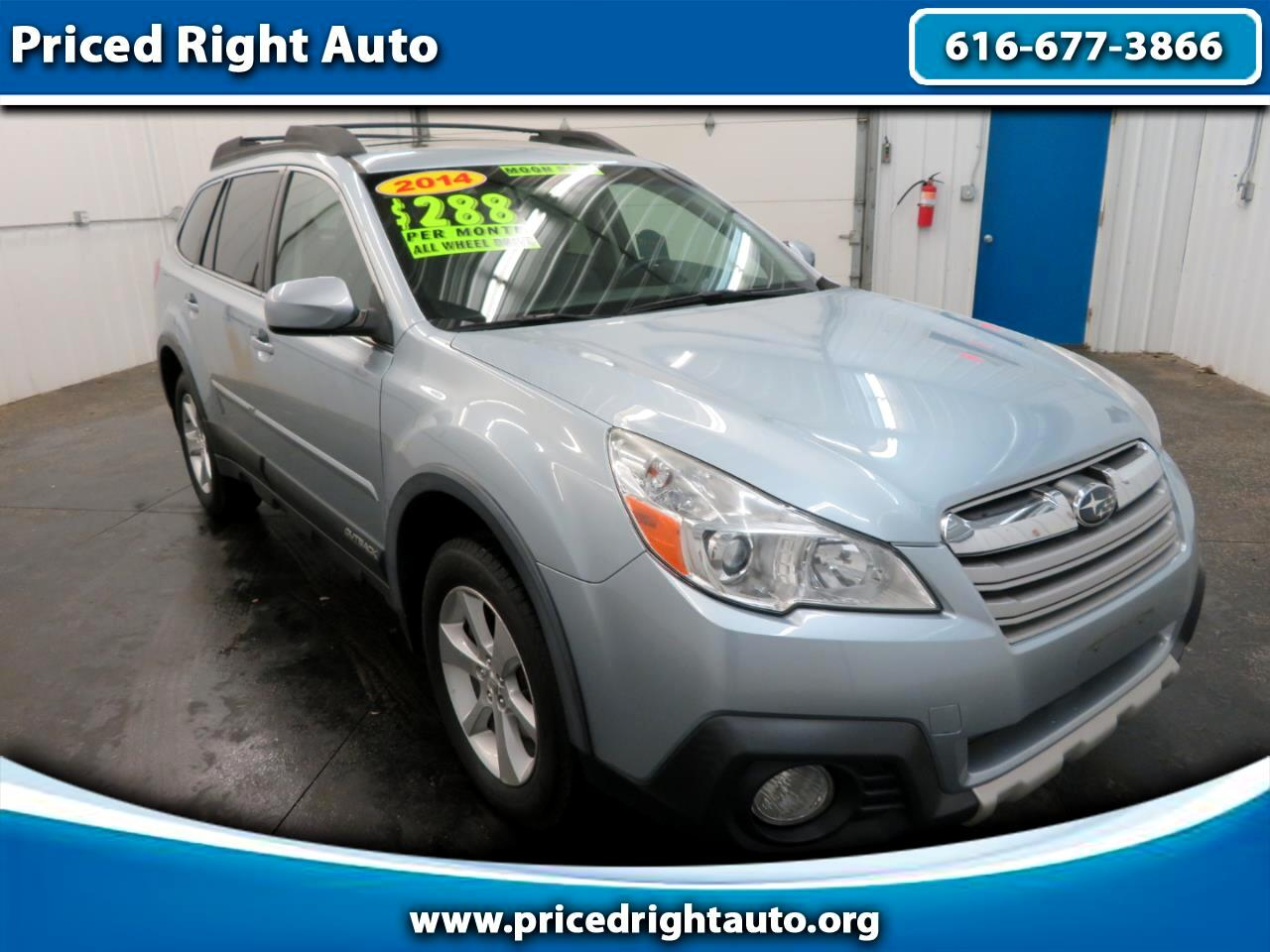 Subaru Outback 4dr Wgn H6 Auto 3.6R Limited 2014
