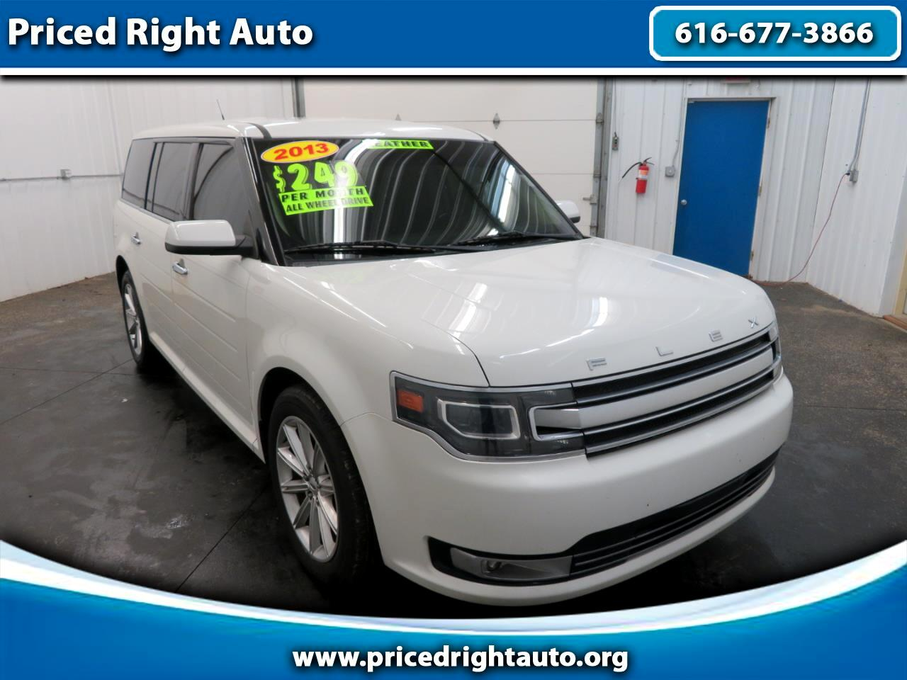 Ford Flex 4dr Limited AWD 2013