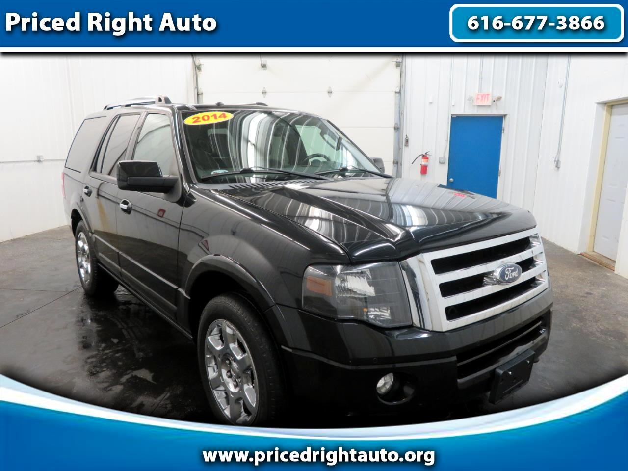 Ford Expedition 4WD 4dr Limited 2014