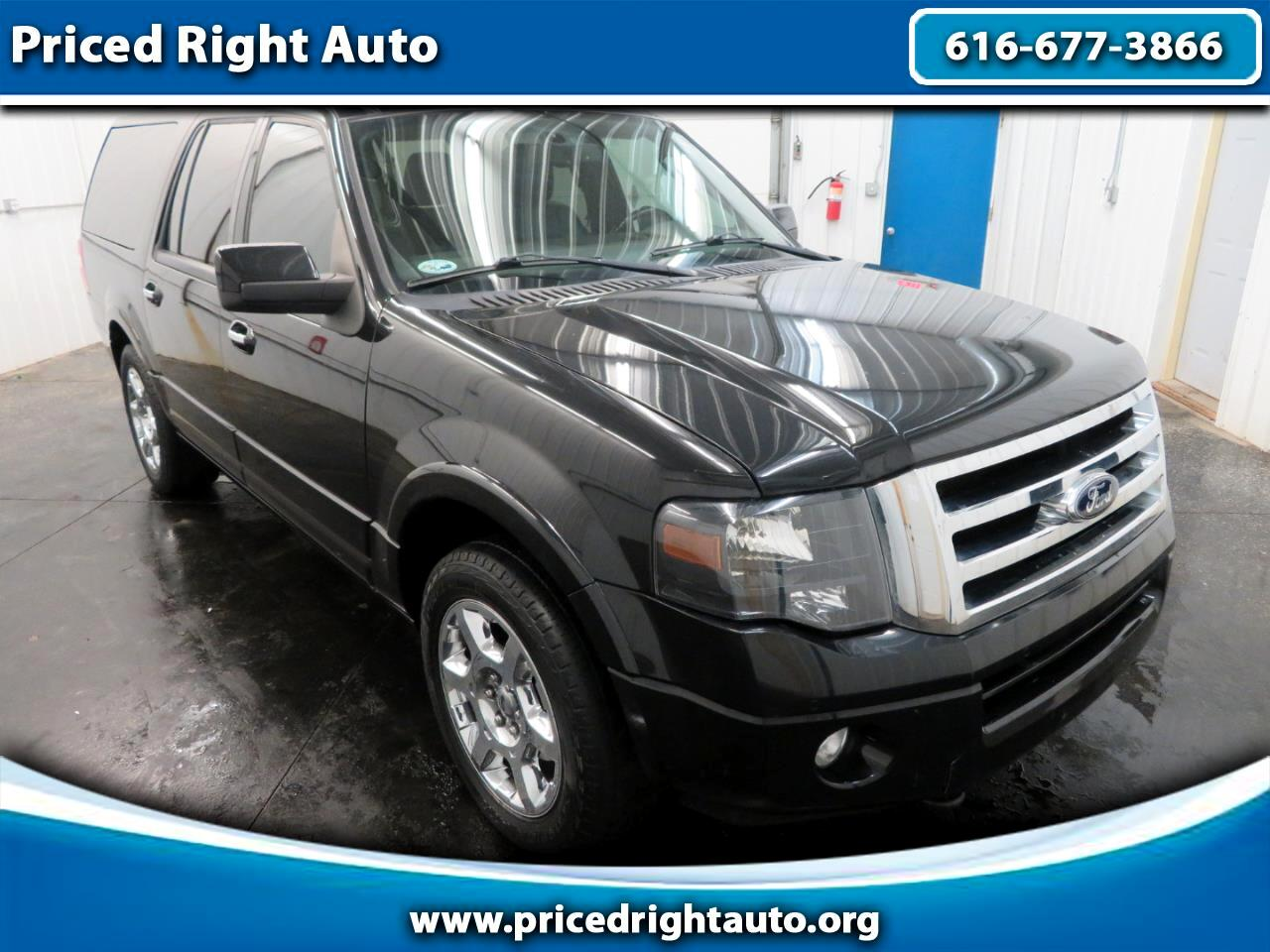 Ford Expedition EL 4WD 4dr Limited 2014