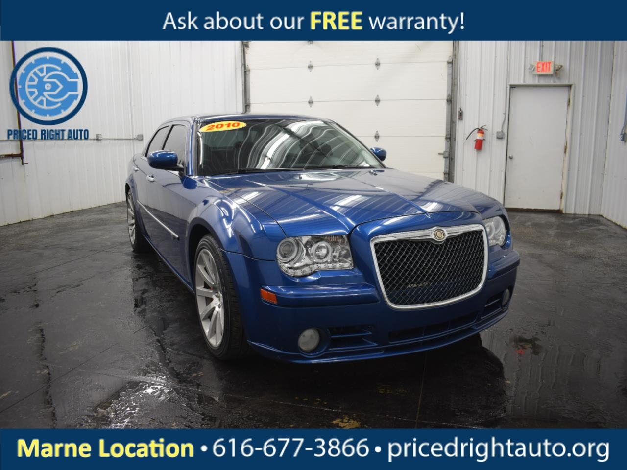 Chrysler 300 SRT8 RWD 2010