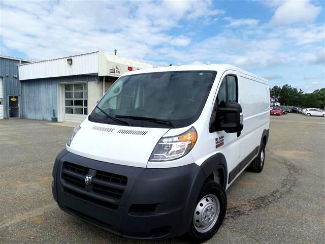 2017 RAM Promaster Low Roof