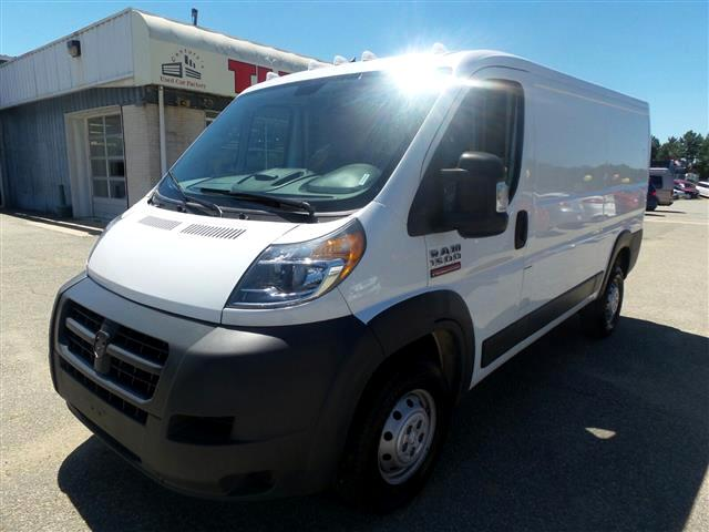 2018 RAM Promaster Low Roof