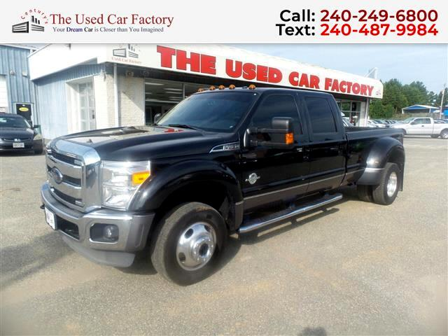 2013 Ford F-450 SD Lariat