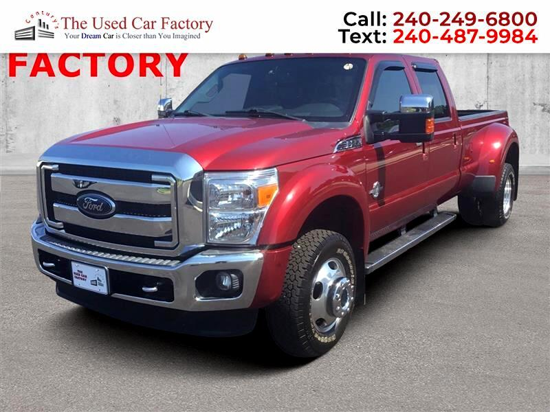 2015 Ford F-350 SD Lariat
