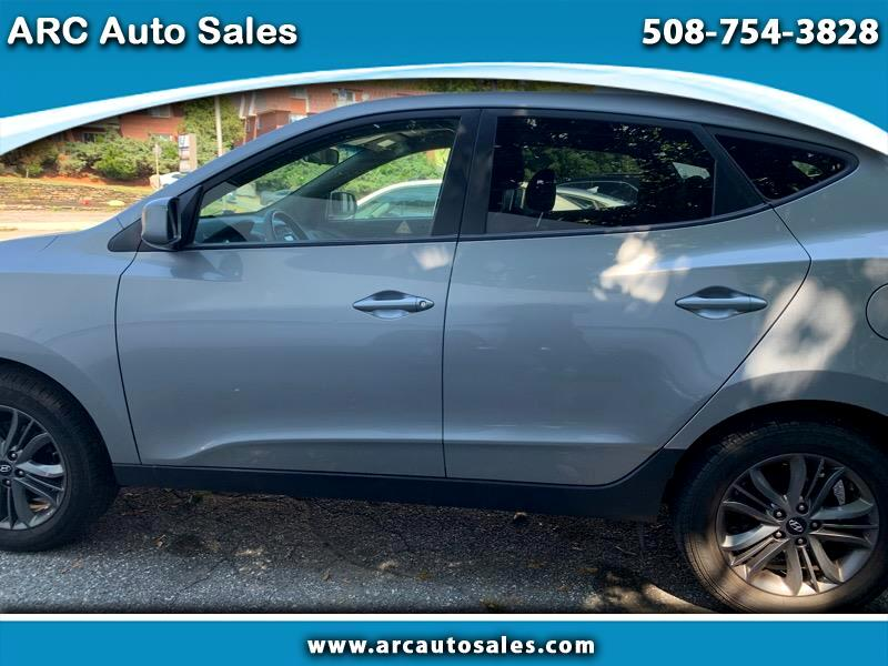 Hyundai Tucson Limited AWD 2015