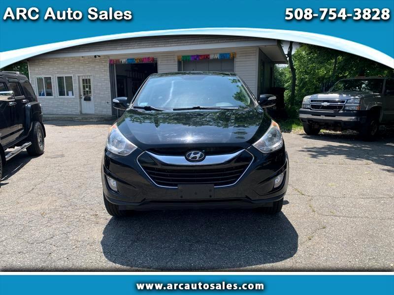 Hyundai Tucson Limited 4WD 2010