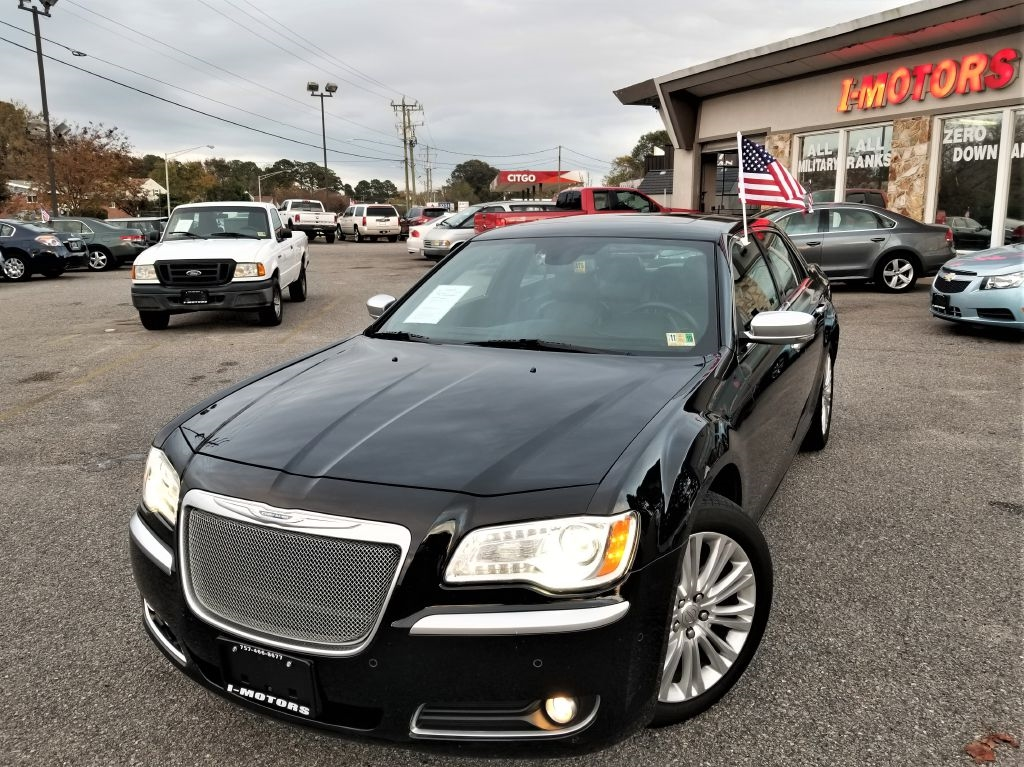 2013 Chrysler 300 S V8 AWD