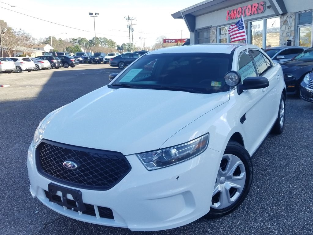 2014 Ford Taurus 4dr Sedan SE