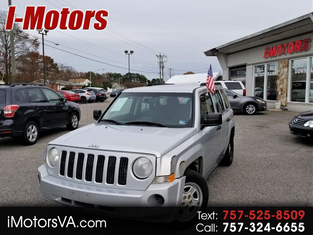 Jeep Patriot Sport 2WD 2007