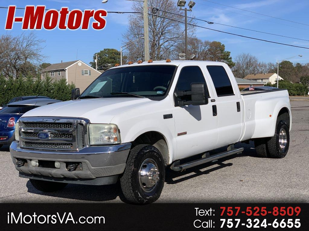 Ford F-350 SD FX4 SuperCab Long Bed DRW 4WD 2004