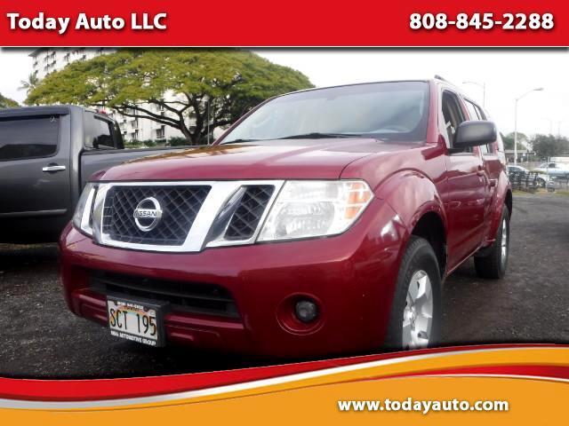 2008 Nissan Pathfinder SE 2WD