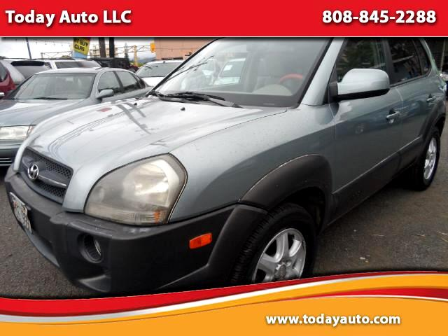 2005 Hyundai Tucson GLS 2.7 2WD