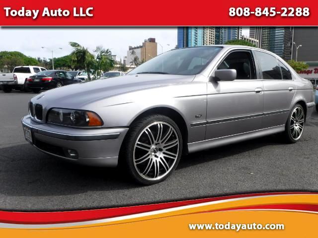 1997 BMW 5-Series 540iA