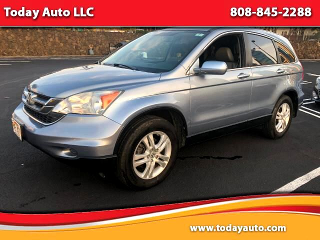 2010 Honda CR-V EX-L 2WD AT
