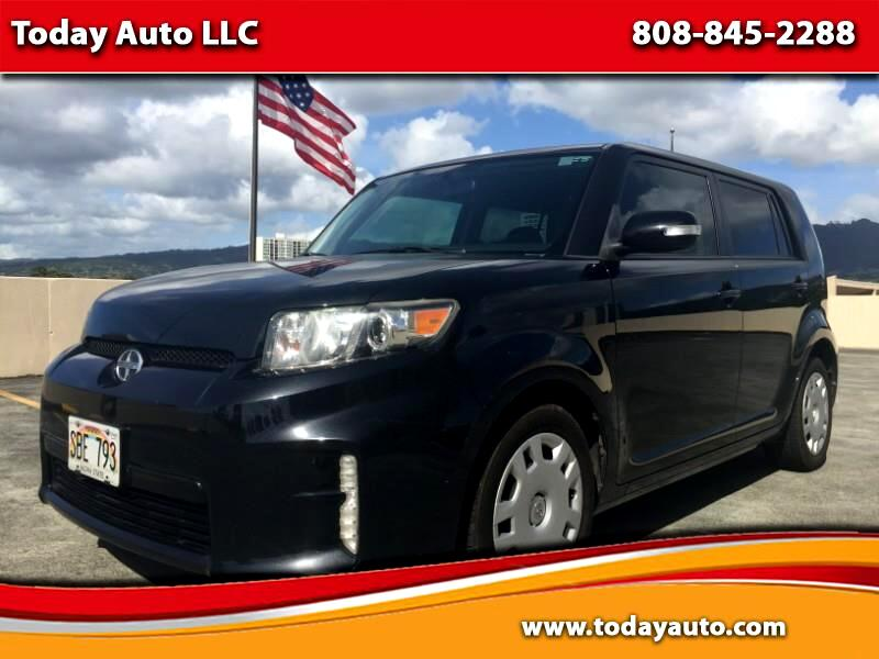 2013 Scion xB 5dr Wgn Auto (Natl)
