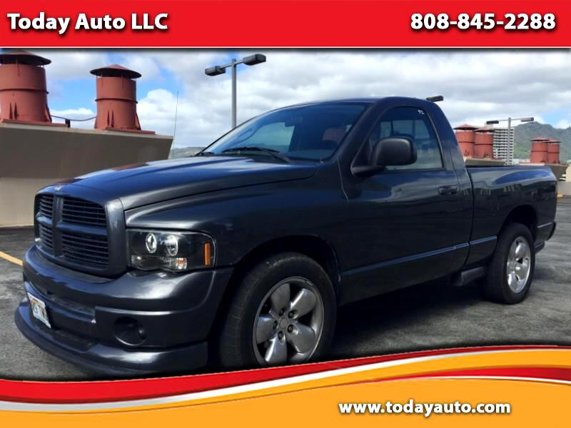 2004 Dodge Ram 1500 Laramie Long Bed 2WD