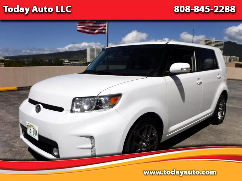 2015 Scion xB Wagon