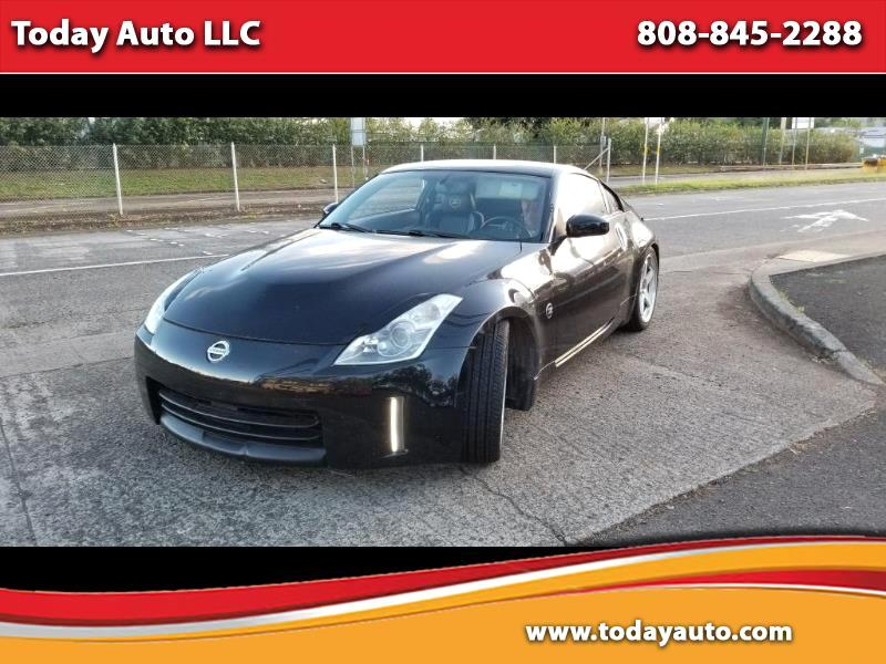 2007 Nissan 350Z 2dr Cpe Enthusiast Manual Trans
