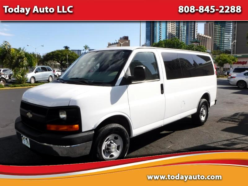 2010 Chevrolet Express LS 2500
