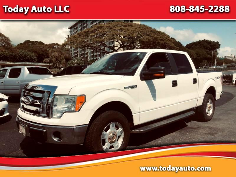 2010 Ford F-150 XLT SuperCab 5.5-ft. Bed 4WD