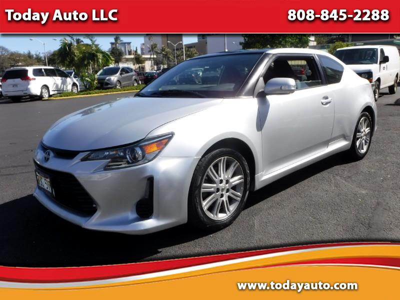 2014 Scion tC Sports Coupe 6-Spd AT