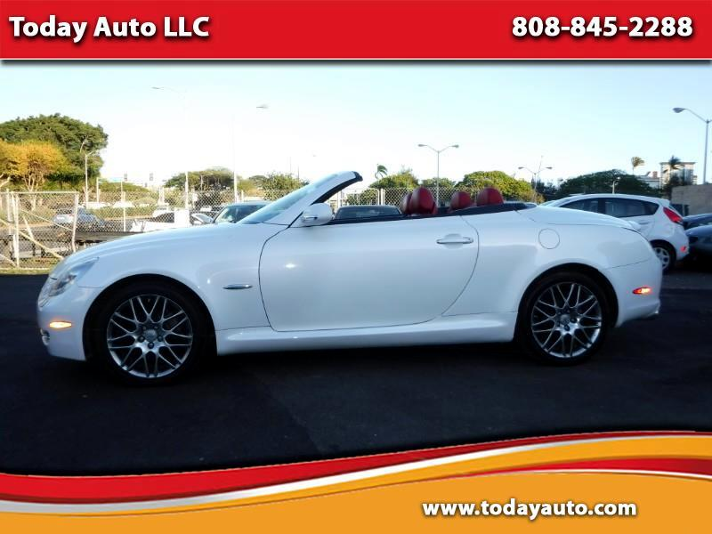 2007 Lexus SC 430 Hard top Convertible