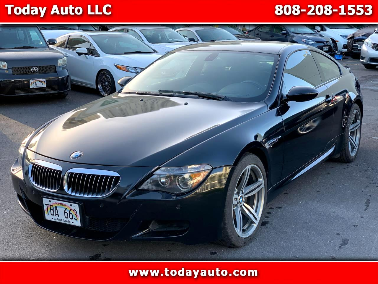 BMW M6 Coupe 2006