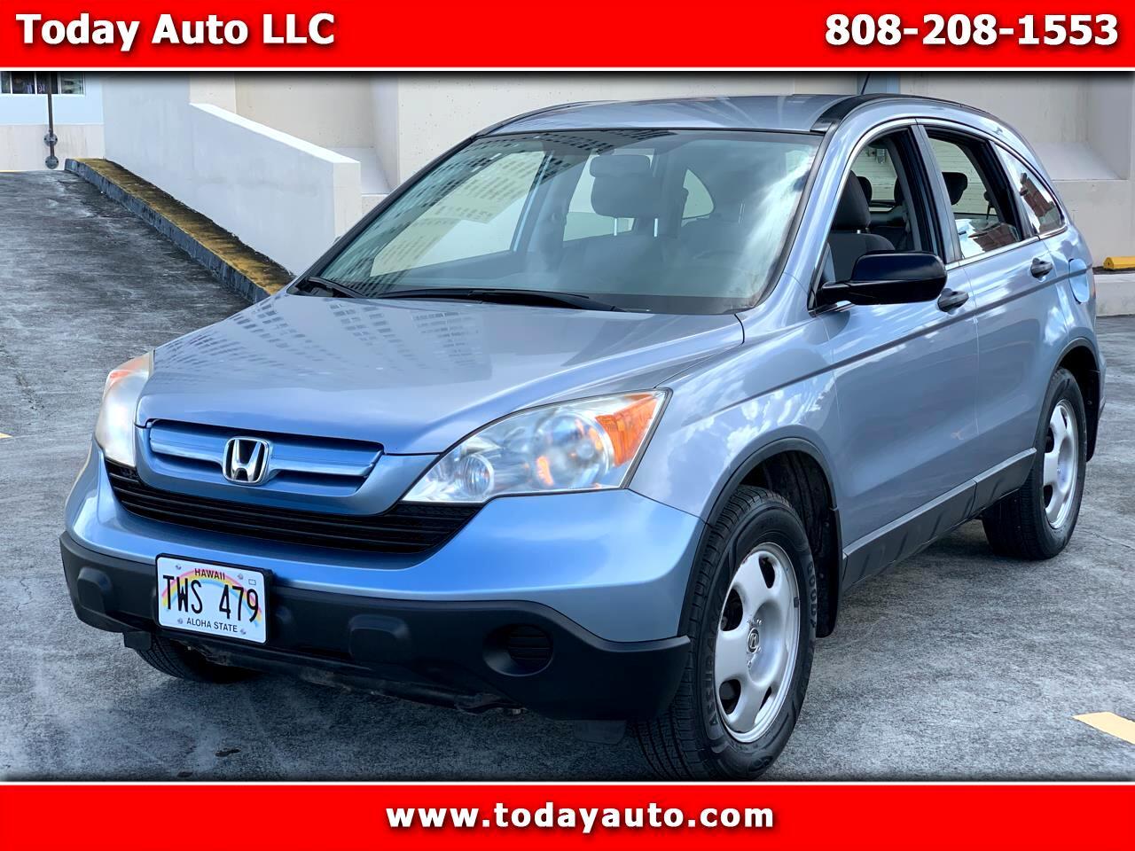 Honda CR-V LX 2WD 5-Speed AT 2009