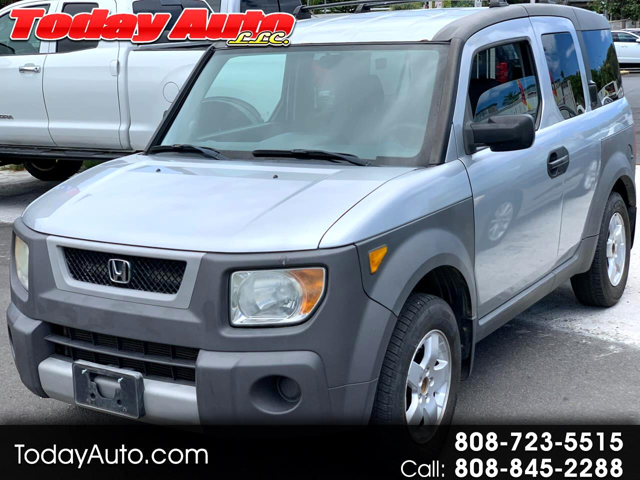 Honda Element 2WD EX Auto w/Side Airbags 2004