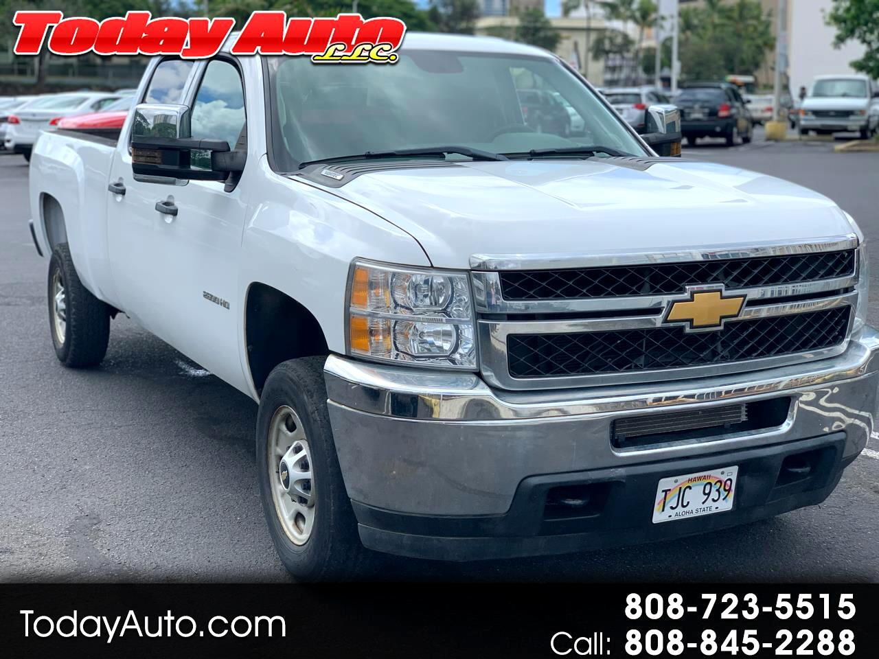"Chevrolet Silverado 2500HD 2WD Crew Cab 167.7"" Work Truck 2013"