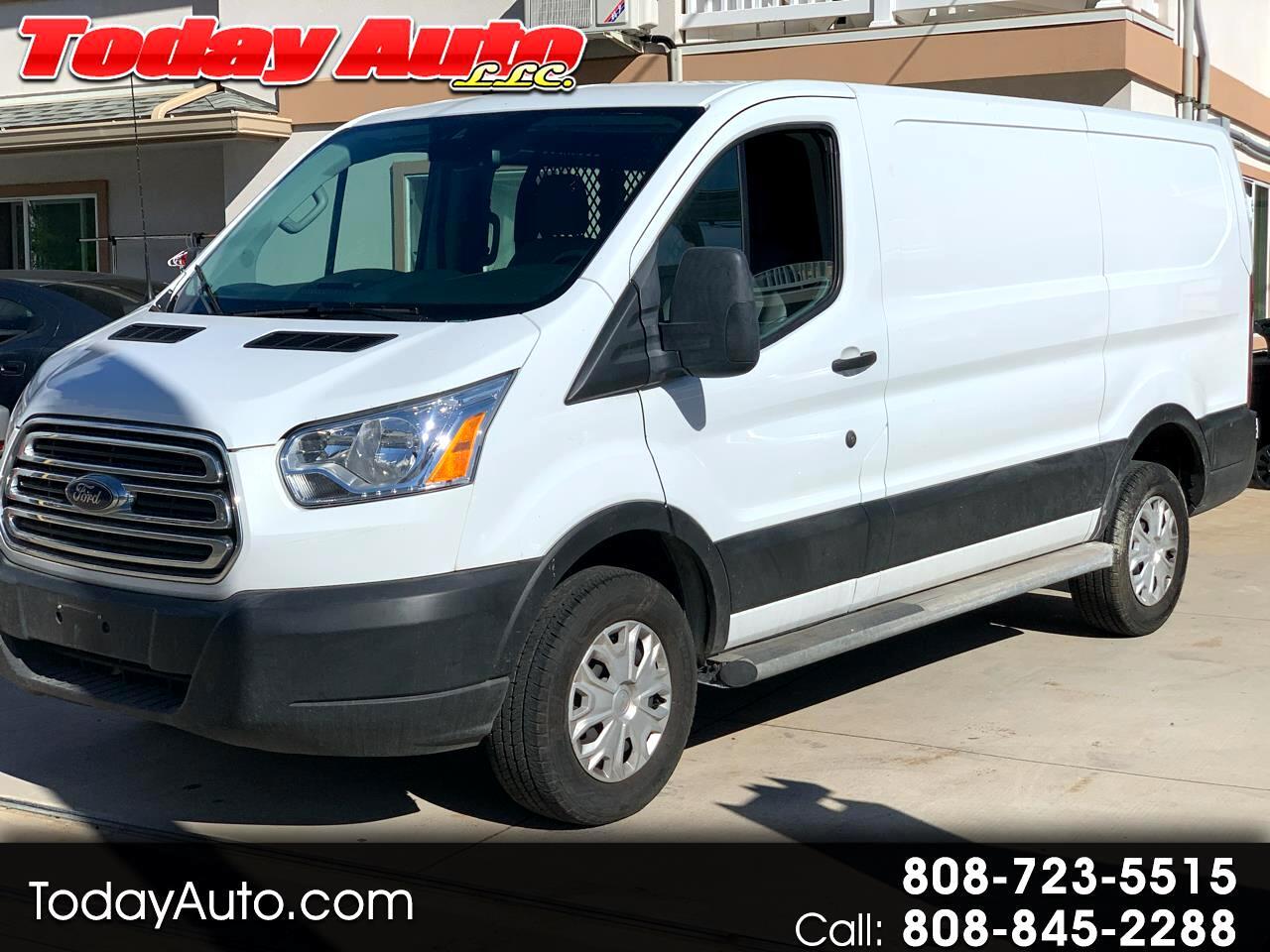 "Ford Transit Van T-250 130"" Low Rf 9000 GVWR Sliding RH Dr 2019"