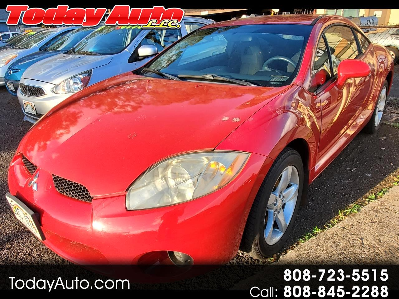 Mitsubishi Eclipse 3dr Cpe Manual GS 2007